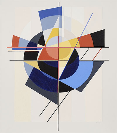 George Johnson's Captivating Canvasses Exhibited
