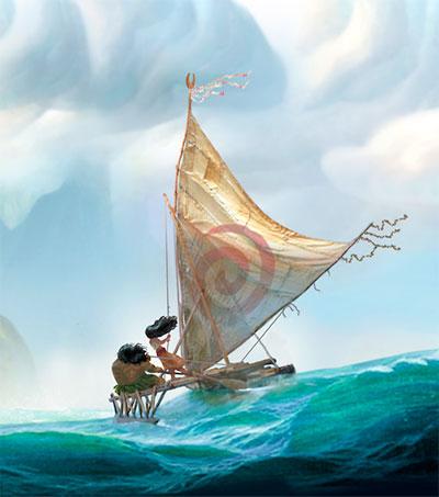 Taika Waititi Pens Disney Animation Film Moana