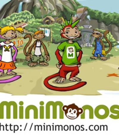 Kids Love Monkey Avatars