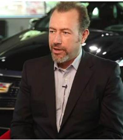 General Motors Dan Ammann Drives for Change