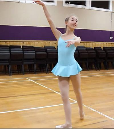 Coromandel Ballerina Vida Polakov Wins Genée Gold