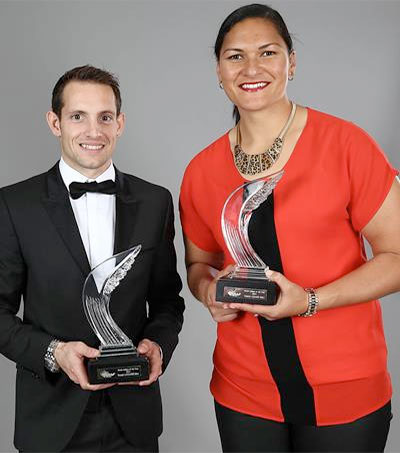 Valerie Adams is World Athlete of the Year
