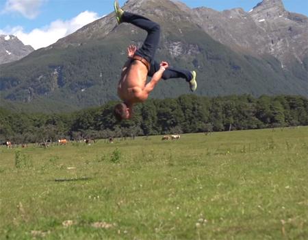 3RUN Explore New Zealand