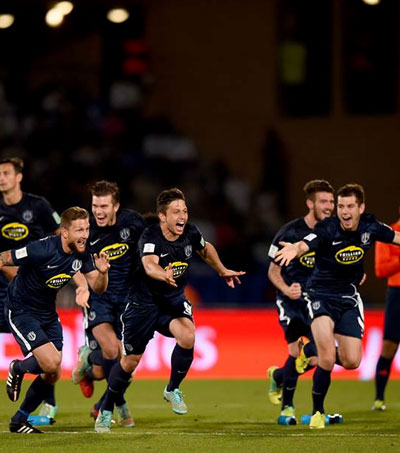 Auckland City's incredible FIFA Club World Cup podium finish