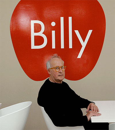 Billy Apple's Retrospective Not like Anyone Else's