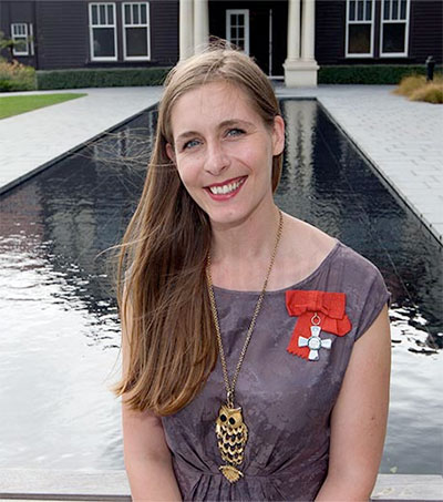 Writing Isn't Just about Expression Says Author Eleanor Catton