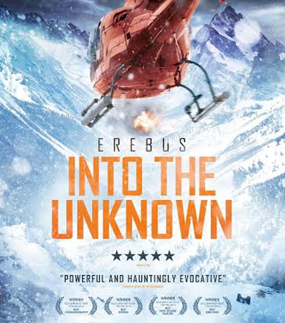 Erebus – Into the Unknown