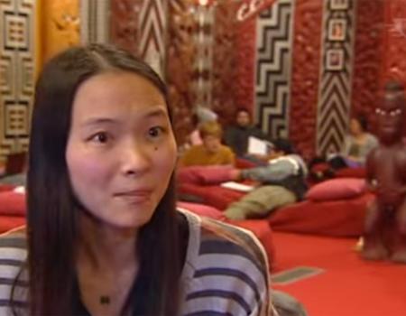 Japanese Tertiary Student Embraces Maori Language