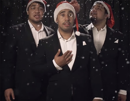 SOL3 MIO: Have Yourself A Merry Little Christmas