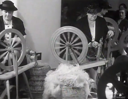 They Toil and Spin (1942)