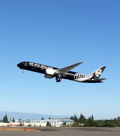 Air New Zealand One of World's Safest Airlines