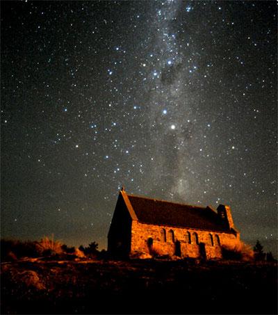 Lake Tekapo Night Skies Premium Spot for Stargazing