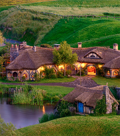 Film Tourism in New Zealand Massive Earner