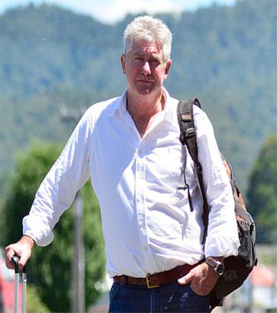 Meet John Bougen the World's Best-Travelled Man
