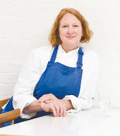 Margot Henderson Picks Devilled Crabs for Final Meal