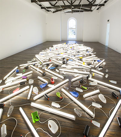 Bill Culbert's Exhibition Most Engaging to Hit Sydney in Years