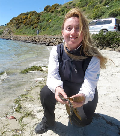 How Irish Zoologist Suzanne Burns Fell in Love with NZ