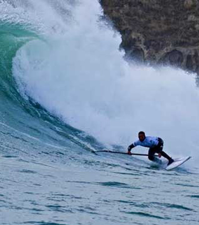 Daniel Kereopa Wins the Ultimate Waterman Crown