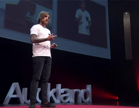 Matt Stone at TEDxAuckland