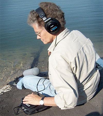 Composer Annea Lockwood Celebrates Waterway Sounds