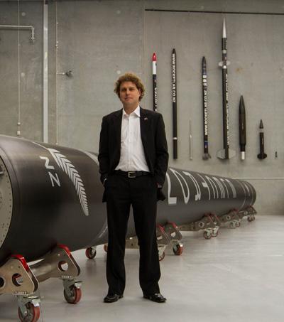 Rocket Lab Unveils 3D-Printed, Battery-Powered Rocket Engine