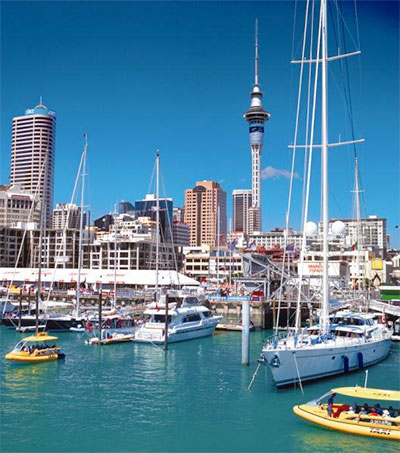 Auckland May Well Be the World's Edgiest City