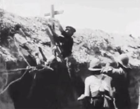 Gallipoli Film Restored By Peter Jackson