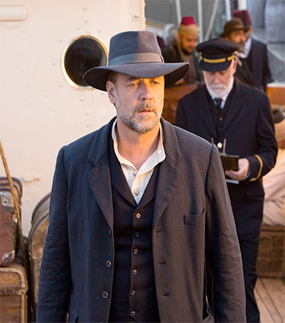 Russell Crowe's Water Diviner a Story Only He Could Tell