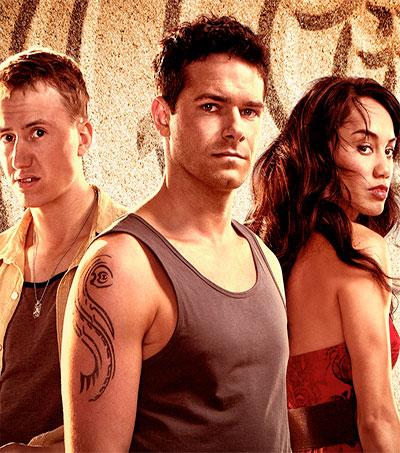 Shushila Takao Stars in Cook Island-Set Thriller Tatau