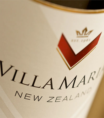 Villa Maria One of the World's Most Admired Brands