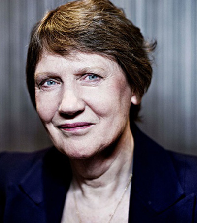 Helen Clark Ranked 23rd Most Powerful Woman