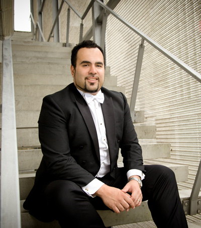 New Zealand Singer Wins Major International Scholarship