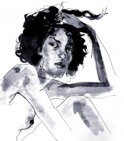 Nadeesha Godamunne – a Fashion Illustrator with Many Styles