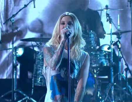 Gin Wigmore performs 'New Rush' at The X Factor NZ