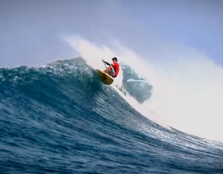 The Ultimate Waterman 2015 New Zealand: Teaser