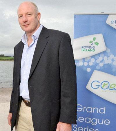 Rowing Ireland Chief Hamish Adams Looks Ahead