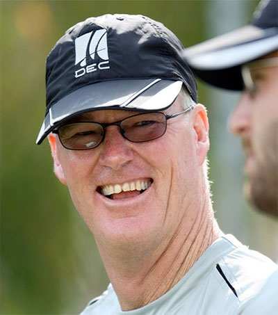 John Bracewell Tasked with Leading Ireland to Test Status