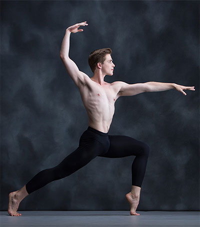 How Ballet Understudy Harrison James Became the Prince