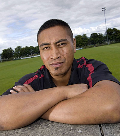 Rugby World Mourns Former All Black Jerry Collins