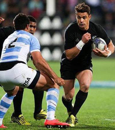 All Blacks Dominate Argentina in Christchurch