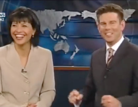 25 years of bloopers – 3 News