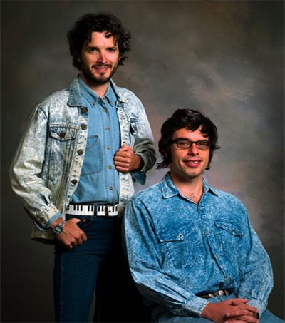 Flight of the Conchords Role Models for Success