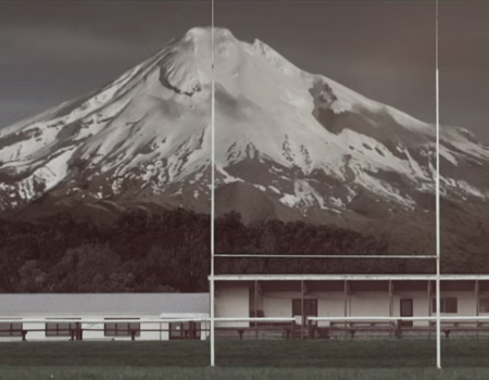 Two Famous Exports: Anchor and The All Blacks