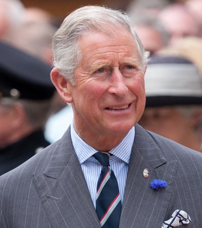 Prince Charles Made Honorary Head of NZ Defence