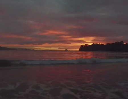 Stunning Whitianga Sunrise