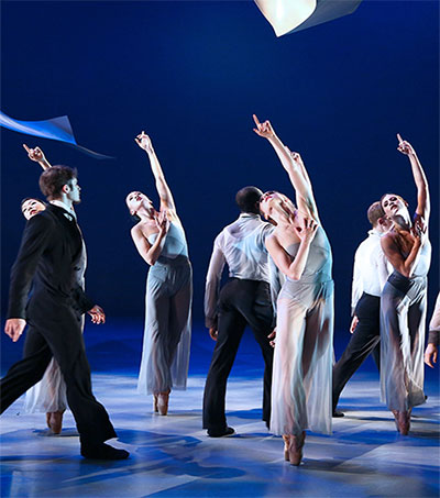 Rosie Langabeer Flies Across Cultures with BalletX