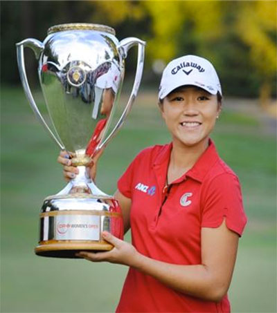 Lydia Ko Wins Canadian Pacific
