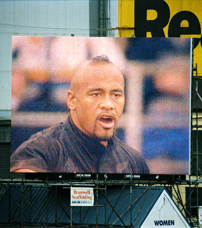 How Jonah Lomu Led to the Success of World Cup