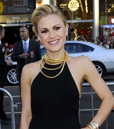 Anna Paquin to Star Alongside Forest Whitaker
