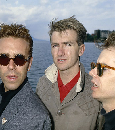 Forgotten Crowded House Song Helping Refugees